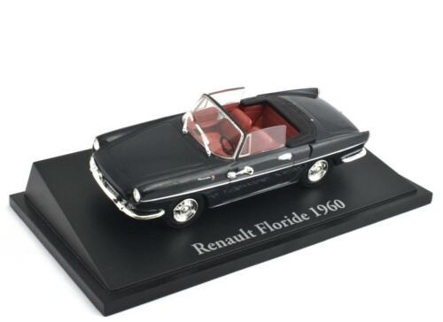 Renault Floride 1960 listo modelo de norev escala 1:43 procedentes de la-CAST METAL