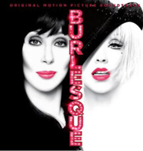 Cher-amp-Christina-Aguilera-Burlesque-CD-2010-NEW-FREE-Shipping-Save-s
