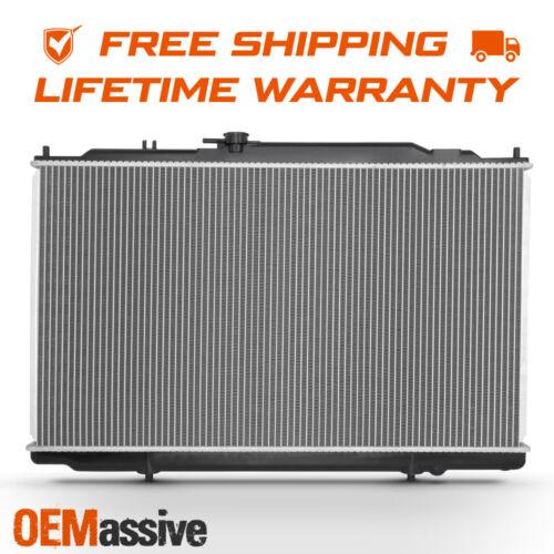 Fits Lifetime Warranty Aluminum Radiator 2270 For V6 3.5L Odyssey L4 2.3L Oasis