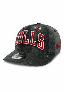 NEW-ERA-9FIFTY-NBA-DENIM-CHICAGO-BULLS-SNAPBACK-CAP-GORRA-ORIGINAL-12040362