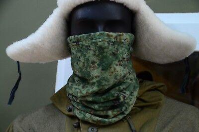 Russian Army fleece scarf EMR Digital Flora camo