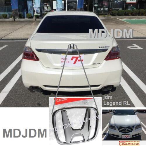 Oem Jdm Rear Trunk H Emblem on 04-09 Jdm HONDA LEGEND Fits to ACURA RL Genuine