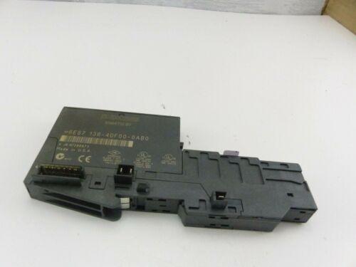 Siemens Simatic s7 ser 2 interfaz 6es7 138-4df00-0ab0 es 5734-9