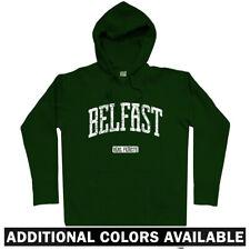 Northern Ireland Hometown Made In Belfast Unisex Hoodie City Ulster