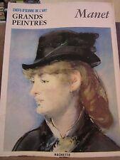 Chefs d'Oeuvre de l'Art, Grands Peintres: Manet / Hachette