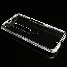 For Motorola Moto X Style Pure Edition Crystal Clear Transparent Hard Case Cover