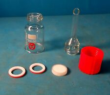 SIGMA-ALDRICH Z554588 BUCHNER FUNNEL GLASS EDGED FRIT WITH PTFE GASKETS 30mL
