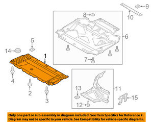 image is loading audi-oem-14-16-rs7-splash-shield-fr-