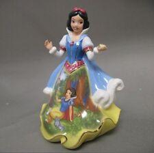 Disney Snow White's Love Bradford Exchange Bell Figurine