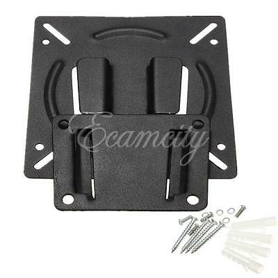"Wall Mount Bracket for 10""-23"" Inch Flat Panel Screen LCD LED Display TV Monitor"