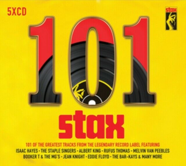 101 Stax CD *NEW & SEALED*