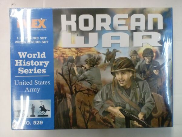 Bellissimo Imex Figurini 1/72 - Korean War - United States Army