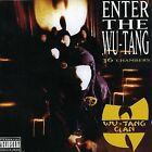 Enter the Wu-Tang (36 Chambers) [Bonus Track] [PA] by Wu-Tang Clan (CD, Apr-1994, RCA)