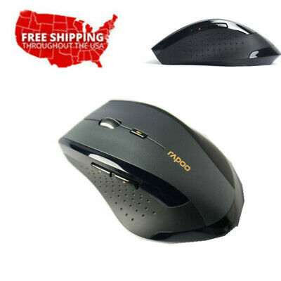 2.4GHz 1600DPI USB Wireless Optical Gaming Mice Mouse For