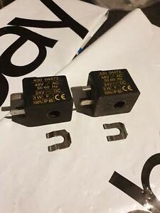 Asco JOUCOMATIC Solenoide 43004473 48V-AC 50-60 Hz 3W sin usar stock excedente