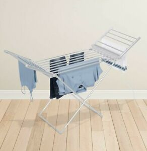 ELECTRIC-CLOTHES-AIRER-DRYER-INDOOR-HORSE-RACK-LAUNDRY-FOLDING-WASHING-DRY