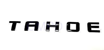 Chevrolet Suburban GM Black Emblems 2 Door Emblem /& 1 Liftgate Emblem OEM New GM