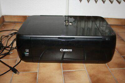 ???? Canon Multifunktionsdrucker (drucken S/w Und Farbig, Scannen, Kopieren) Attraktives Aussehen