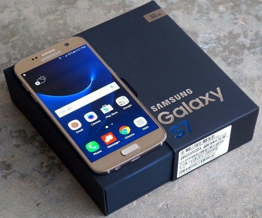 NEW SAMSUNG GALAXY S7 EDGE S6 S5 NOTE 5 4 3 2 Factory GMS Un