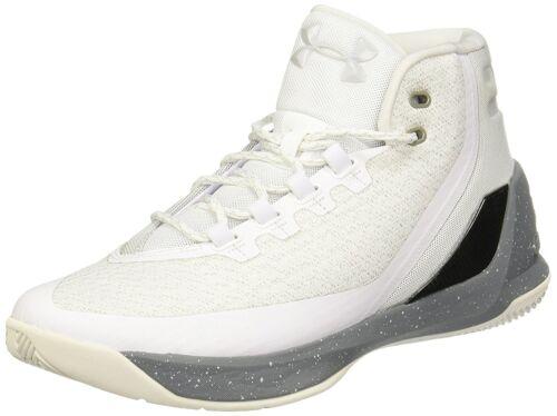 para hombre 11 negro Curry de Armour baloncesto tamaño Calzado blanco y 5 Under 3 gris colores fz10RYnfqw