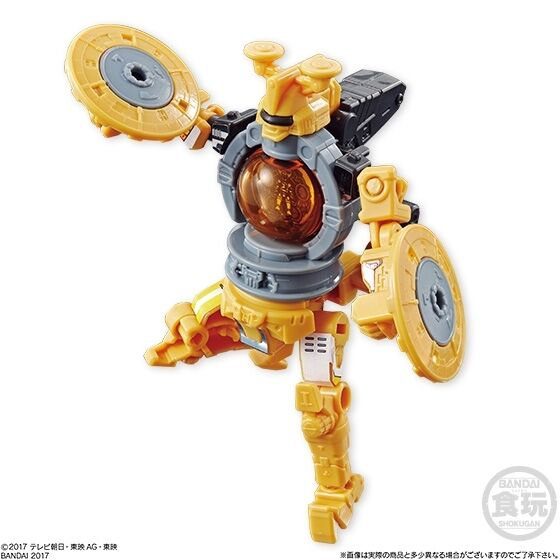 Japan selten minipla modell kyurenoh megazord power rangers rangers rangers kyutama gattai series2 36e988
