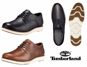 Image is loading Timberland-Women-NEW-Lakeville-Leather-Ortholite-Oxford- Shoes- 8b11a8fd33