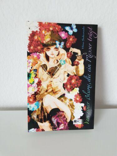 Von einer Blume die ein Messer trägt Hina Sakurada Egmont Manga /& Anime