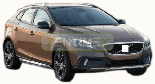 3d-tpe TAPPETINI in GOMMA per VOLVO v40 Cross Country 2 prima-Facelift OFFROA 57 Design
