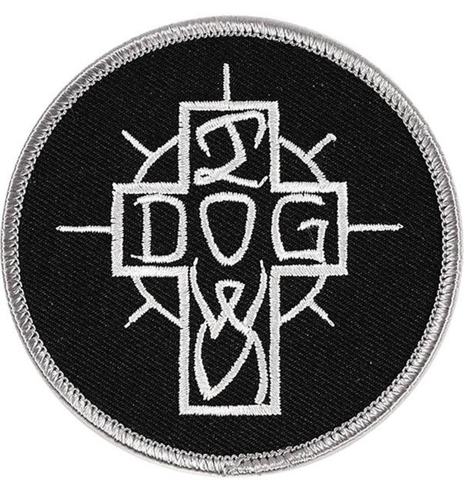 Dogtown ESE cross Parche Aplique