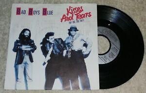 BAD-BOYS-BLUE-Kisses-And-Tears-VINYL-SINGLE