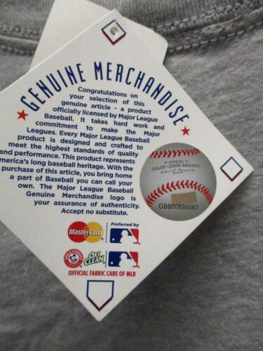 Neu Minnesota Twins Herren Größen S-M-L Grau Majestic Shirt UVP
