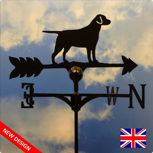 High Quality British Made Labrador Weathervanes. 87