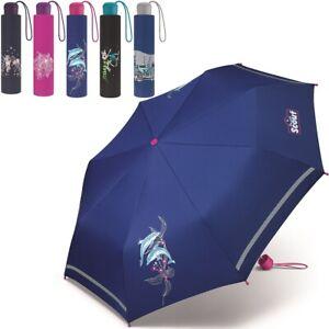 Details About Scout Kinder Regenschirm Madchen Jungen Taschen Schirm Kids Umbrella Madel Bub