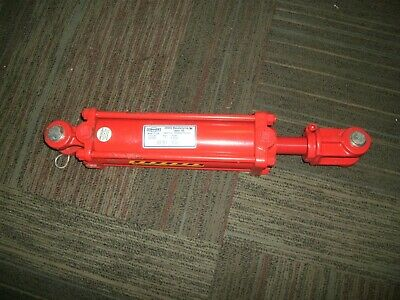 "Hydraulic Cylinder Tie Rod Style 2/""Bore 8/""Stroke 2500 PSI~DB Series Cross Manf"