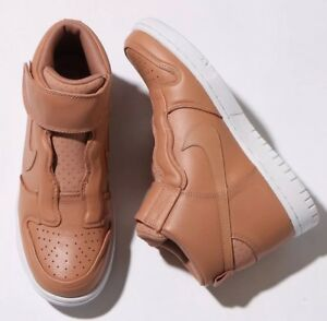 4 Ease Leather Clay High 7 896187 200 Eu 5 Nuevo Us 38 Dusted Dunk Nike Uk qSwEzB