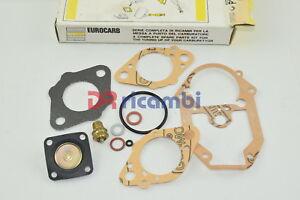 KIT REVISIONE CARBURATORE SOLEX 32 TDI 4 FIAT 127 1050 CC EUROCARB 1044
