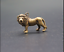 Exquisite Chinese  Pure copper  Lion  Key chain  Pendant  Collection