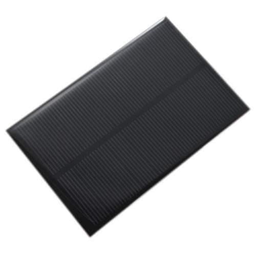 Solar Panel Module For Battery Cell Phone Charger DIY Model:110X70mm 5V 1.2 P7E4