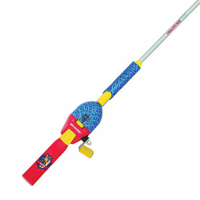 Nickelodeon Paw Patrol Tangle Telescopic Fishing Pole