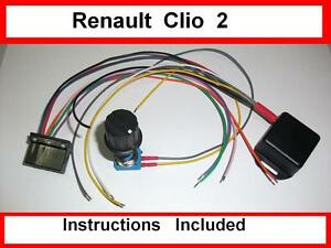 Image Is Loading Renault Clio 2 Electric Steering Controller Box
