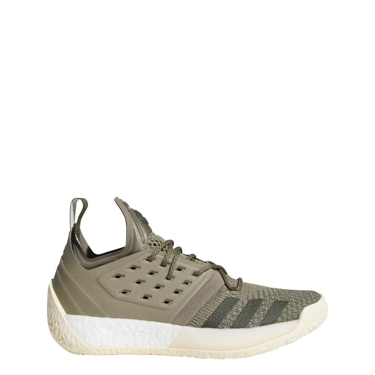 Men's Adidas Harden Vol 2 Baloncesto Zapato rastro de carga crudo Tinte noche de carga