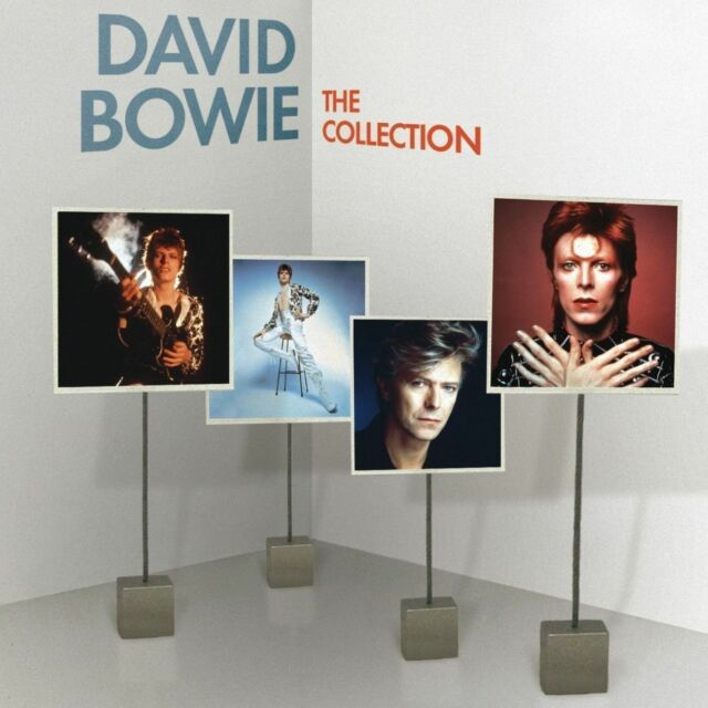 DAVID BOWIE - THE COLLECTION CD - NEW / SEALED - UK STOCK