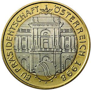 Osterreich-50-Schilling-1998-Handgehoben-EU-Ratspraesidentschaft-im-Folder