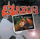 Live in Germany, 1991 by Saxon (CD, Oct-2013, Edsel (UK))
