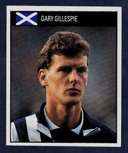 ORBIS 1990 WORLD CUP COLLECTION-#120-SCOTLAND-GARY GILLESPIE