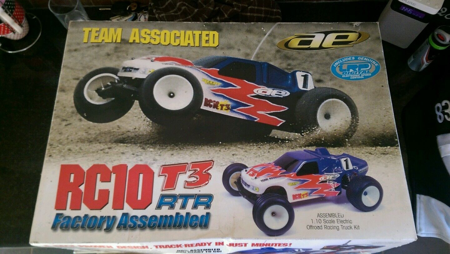 TEAM ASSOCIATED RC10 T3 RARE