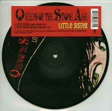 "QUEENS OF THE STONE AGE - Little Sister 7"" LIMITED PICTURE VINYL Kyuss"