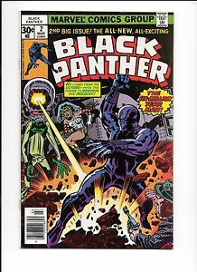 The-Black-Panther-2-March-1977-Jack-Kirby