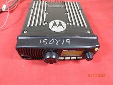 Motorola Xtl1500 Xtl M28urs9pw1an Digital 700800 Dash Mount Radio 764 870 Mhz
