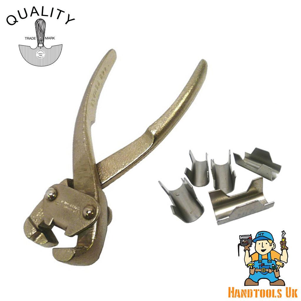 CS Osborne Upholstery   Spring Tools -  Spring Clip Pliers Osborne Ref 445-3